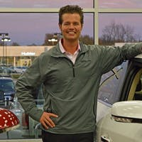 Michael Dine at Ray Skillman South Side Auto Center