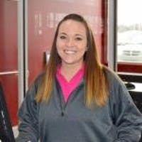 Kourtney Bradshaw at Ray Skillman South Side Auto Center