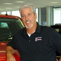 Mike Larsh at Ray Skillman South Side Auto Center