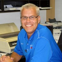 Rob Griffith at Ray Skillman South Side Auto Center