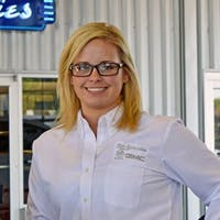 Amy Miller at Ray Skillman South Side Auto Center