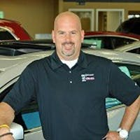 Chris Fischer at Ray Skillman South Side Auto Center