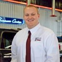Matt Hammel at Ray Skillman South Side Auto Center