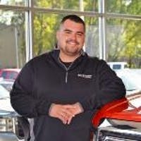 Dan Branagan at Ray Skillman South Side Auto Center