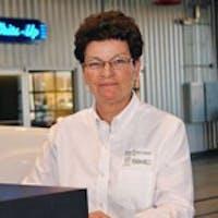 Gloria Weltich at Ray Skillman South Side Auto Center