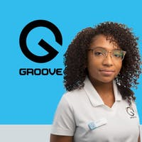 Taelor Gant at Groove Ford