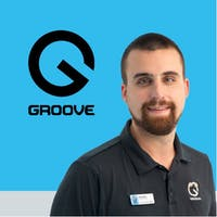 Ken Barteau at Groove Ford
