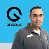 Bijan Barzideh at Groove Ford