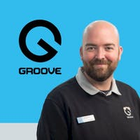 Gavin Weimen at Groove Ford