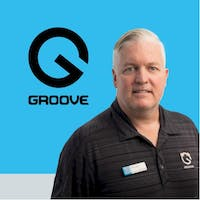 Shaun Welch at Groove Ford