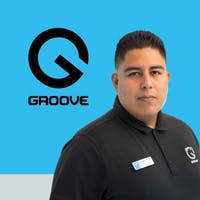 Jay Garcia at Groove Ford
