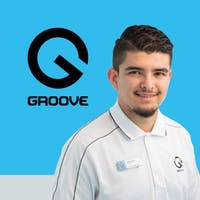 Cristian Turfino at Groove Ford