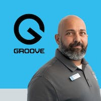 Mansour  Benghuzzi at Groove Ford