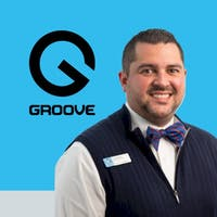 Adam Wilson at Groove Ford