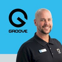 Todd Holdren at Groove Ford