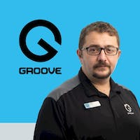 Peter Bakhrakh at Groove Ford