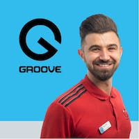 Steev Yosupov at Groove Ford