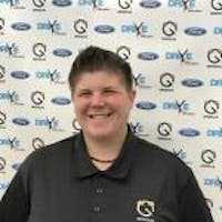 Samantha Bailey at Groove Ford
