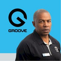 Sean Goodgain at Groove Ford