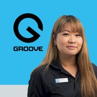 Hannah Suh at Groove Ford