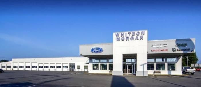 Whitson-Morgan Motor Company, Clarksville, AR, 72830