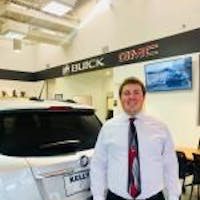 Stephen Wales at Kelly Buick GMC