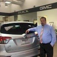 Nick Paxos at Kelly Buick GMC