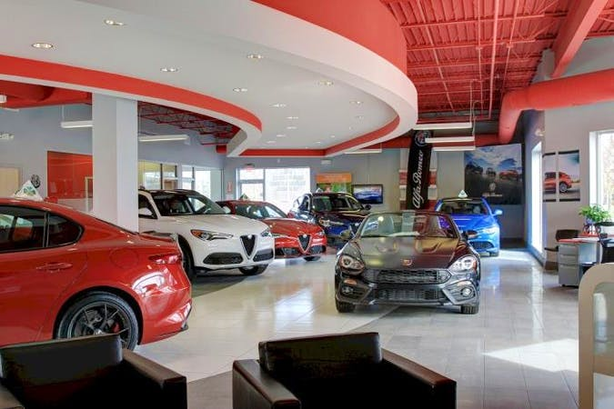 Crown Chrysler Dodge Jeep RAM Fiat of Dublin, Dublin, OH, 43017