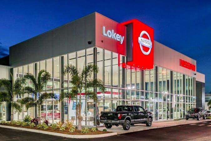 Lokey Nissan, Clearwater, FL, 33761