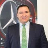 Nicholas Castaneda at Ray Catena of Freehold - Mercedes-Benz Dealership