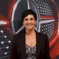 Leigh Farrell at Ray Catena of Freehold - Mercedes-Benz Dealership