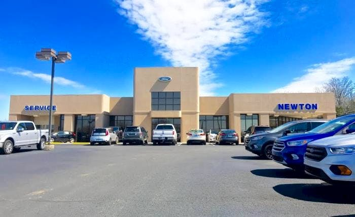 Newton Ford South, Shelbyville, TN, 37160