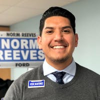 Jesse Martinez at Norm Reeves Ford Superstore