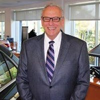 Alan Ross at Contemporary Motor Cars, Inc.