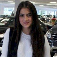 Sarah Labaton at Contemporary Motor Cars, Inc.