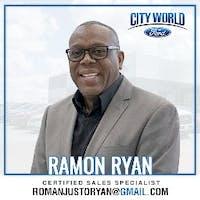 Ramon  Ryan at City World Ford