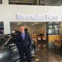 Jorge Quevedo at Mercedes-Benz of Coral Gables