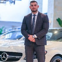 Jack Mitrani at Mercedes-Benz of Cutler Bay