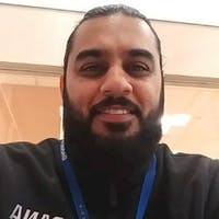 Arsalan Saleem at Dana Ford Lincoln