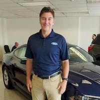 Joseph Rouette at DCH Ford of Eatontown