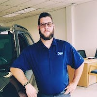 Blane Goshorn at DCH Ford of Eatontown