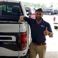 Charles Valadao at DCH Ford of Eatontown