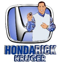 HondaRick Kruger   at Don Ayres Honda