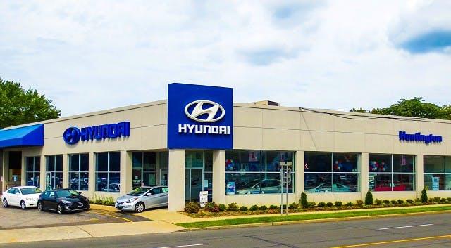 Huntington Hyundai Hyundai Service Center Dealership