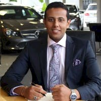 Ahmed  Abdeldayem at Mercedes-Benz of Edison - A Ray Catena Dealership