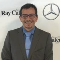 Giuseppe Salvitti at Mercedes-Benz of Edison - A Ray Catena Dealership