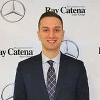 Vince Peluso Jr. at Mercedes-Benz of Edison - A Ray Catena Dealership
