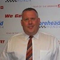 Mike Desantis at Morehead Honda