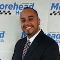 Mark Nesheiwat at Morehead Honda