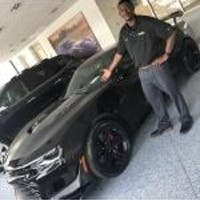 Jarrell Greer at Phillips Chevrolet